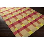 "Surya Rain Pale Gold (RAI-1124) Rectangle 2'0"" x 3'0"""