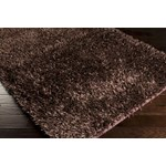 "Surya Shimmer Hot Cocoa (SHI-5000) Rectangle 2'0"" x 3'0"""