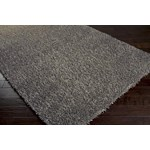 "Surya Shimmer Flint Gray (SHI-5010) Rectangle 8'0"" x 10'6"""