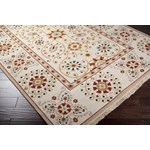 "Surya Sonoma Oatmeal (SNM-9026) Rectangle 2'0"" x 3'0"""