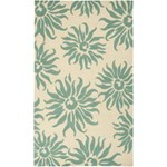 "Surya Storm Putty (SOM-7702) Rectangle 5'0"" x 7'6"""