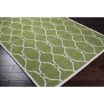 "Surya Jill Rosenwald Zuna Palm Green (ZUN-1019) Rectangle 8'0"" x 11'0"""